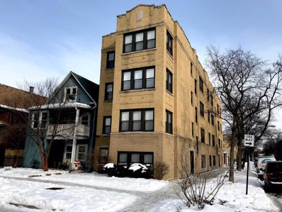 3022 W Belle Plaine Avenue UNIT G, Chicago, IL 60618 - #: 10258255