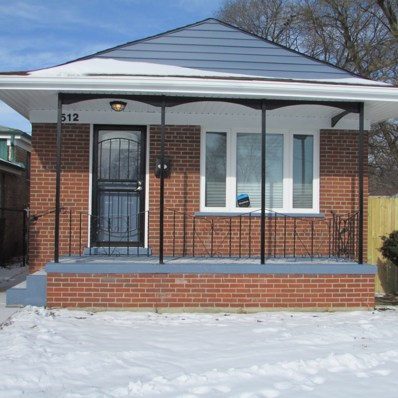 512 E 87th Street, Chicago, IL 60619 - #: 10258258