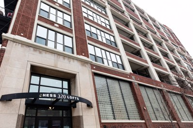 320 E 21ST Street UNIT 812, Chicago, IL 60616 - #: 10258627