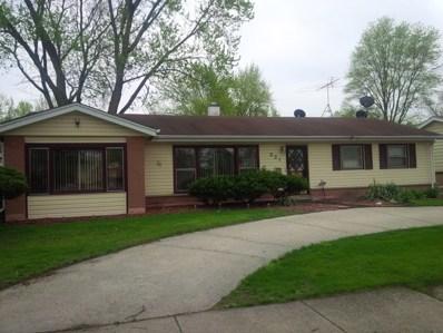 931 187th Street, Homewood, IL 60430 - #: 10258647