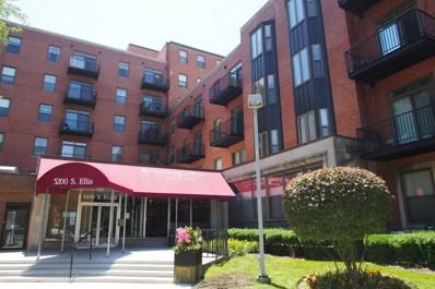 5200 S Ellis Avenue UNIT 412, Chicago, IL 60615 - #: 10258775
