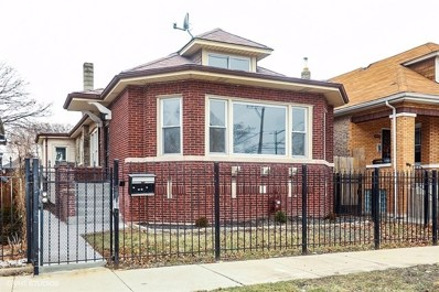 7118 S Campbell Avenue, Chicago, IL 60629 - #: 10258937