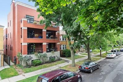 6131 N Richmond Street UNIT 1W, Chicago, IL 60659 - #: 10258989