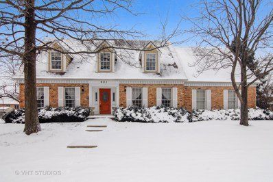631 S Whispering Hills Drive, Naperville, IL 60540 - #: 10259002