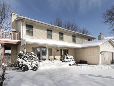 883 N Dovington Drive, Hoffman Estates, IL 60169 - #: 10259098