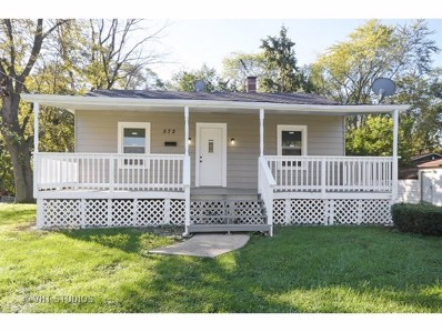 572 W 15th Place, Chicago Heights, IL 60411 - MLS#: 10259109