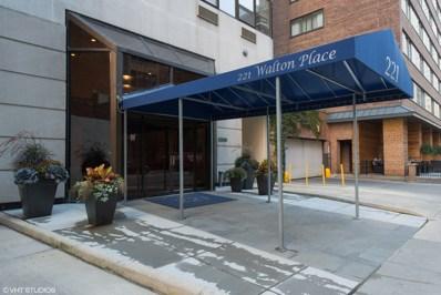 221 E Walton Place UNIT 20E, Chicago, IL 60611 - MLS#: 10259537