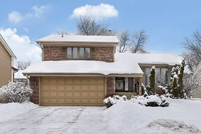 1954 Brookside Lane, Hoffman Estates, IL 60169 - #: 10259787