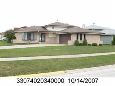 2912 200th Place, Lynwood, IL 60411 - MLS#: 10259810