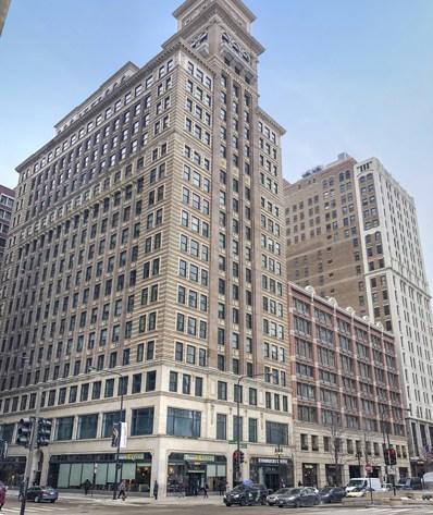 6 N Michigan Avenue UNIT 1804, Chicago, IL 60602 - MLS#: 10260423