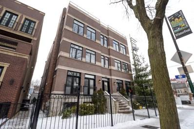 3340 N Damen Avenue UNIT 3S, Chicago, IL 60618 - #: 10260545