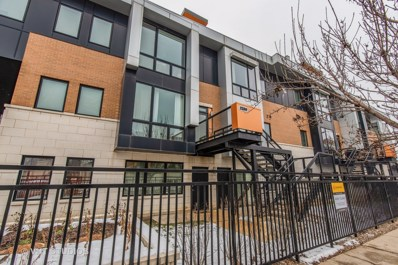 2230 W Madison Street UNIT 101, Chicago, IL 60612 - #: 10260688