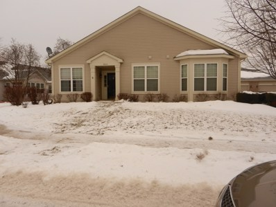 1589 Ludington Circle, Romeoville, IL 60446 - #: 10261068
