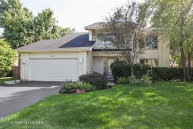 425 Newtown Drive, Buffalo Grove, IL 60089 - #: 10261181