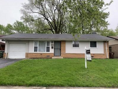 3407 Woodworth Place, Hazel Crest, IL 60429 - #: 10261346