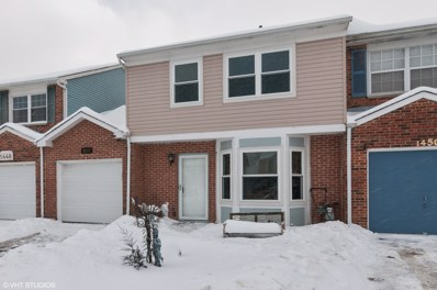 1448 Harvard Court UNIT 1448, Carol Stream, IL 60188 - #: 10261411