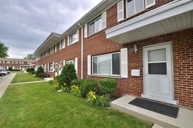 1226 N Boxwood Drive UNIT B, Mount Prospect, IL 60056 - #: 10261702
