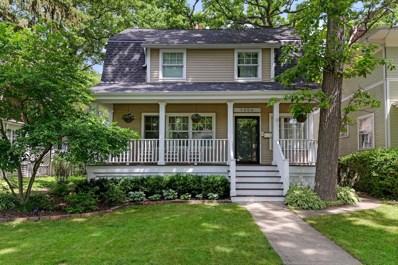 1306 Gregory Avenue, Wilmette, IL 60091 - #: 10261740