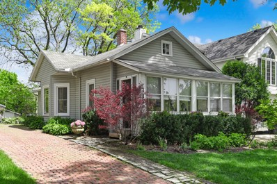 117 Maumell Street, Hinsdale, IL 60521 - #: 10261874