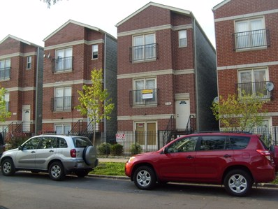 3154 W Fillmore Street UNIT 1, Chicago, IL 60612 - MLS#: 10262012