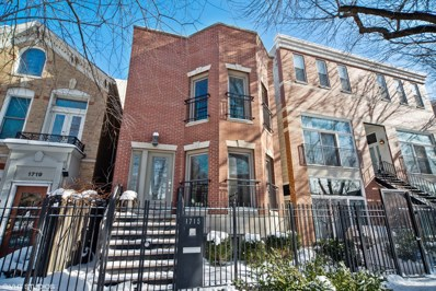 1715 N Hoyne Avenue, Chicago, IL 60647 - #: 10262184