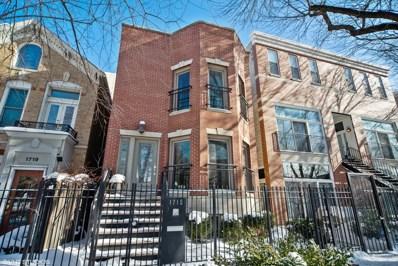 1715 N Hoyne Avenue, Chicago, IL 60647 - MLS#: 10262184