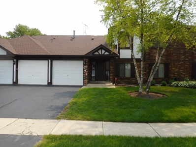 647 Cumberland Trail UNIT BB1, Roselle, IL 60172 - #: 10262302