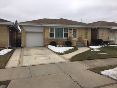 7629 W Strong Street, Harwood Heights, IL 60706 - #: 10262441
