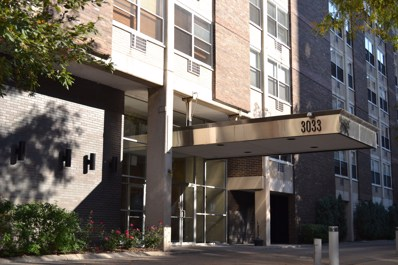 3033 N Sheridan Road UNIT 810, Chicago, IL 60657 - MLS#: 10262796