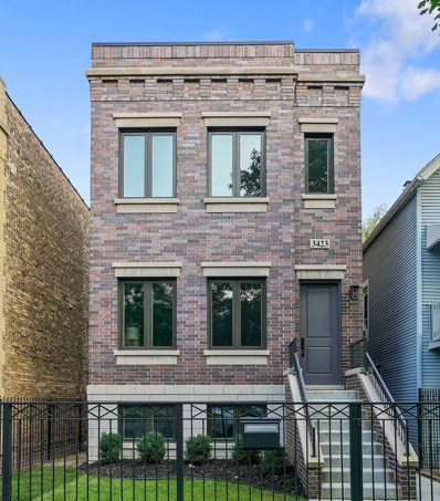 3423 N Bell Avenue, Chicago, IL 60618 - MLS#: 10262804