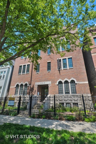 2340 W Roscoe Street UNIT 1W, Chicago, IL 60618 - #: 10262931