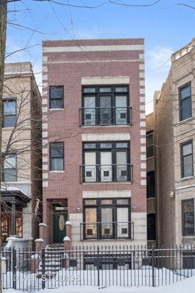 2851 W Shakespeare Avenue UNIT 3, Chicago, IL 60647 - #: 10263345
