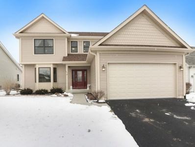631 Prairie Ridge Drive, Woodstock, IL 60098 - #: 10263349