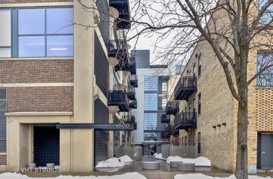 1800 W Grace Street UNIT 418, Chicago, IL 60613 - #: 10263569