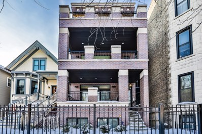 3214 N Seminary Avenue UNIT 1, Chicago, IL 60657 - #: 10263843