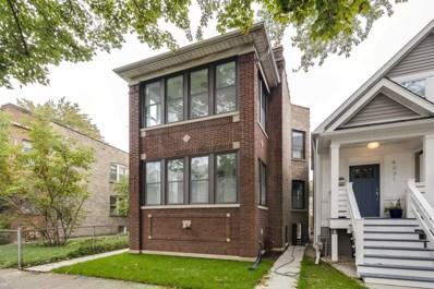 4033 N Spaulding Avenue, Chicago, IL 60618 - #: 10263928