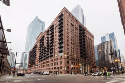 165 N Canal Street UNIT 602, Chicago, IL 60606 - #: 10264005