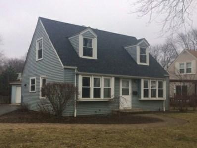 1060 Birchdale Drive, Elgin, IL 60123 - MLS#: 10264024