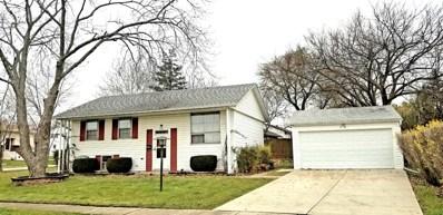 414 Hillside Drive, Streamwood, IL 60107 - #: 10264062