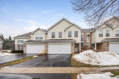 1543 Brittania Way, Roselle, IL 60172 - #: 10264116