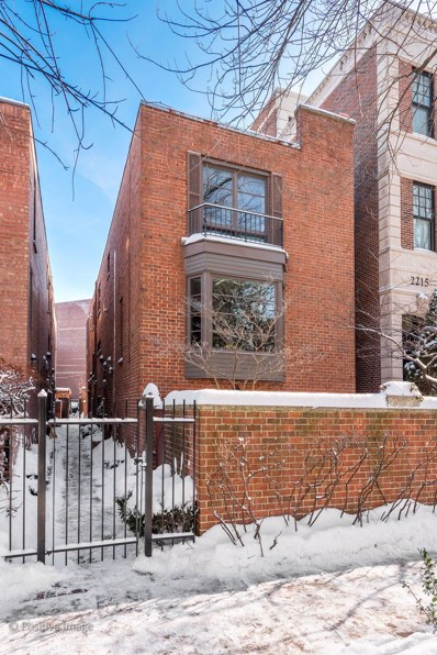 2219 N Orchard Street UNIT B, Chicago, IL 60614 - #: 10264215