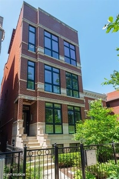 2042 N Racine Avenue UNIT 301, Chicago, IL 60614 - #: 10264735