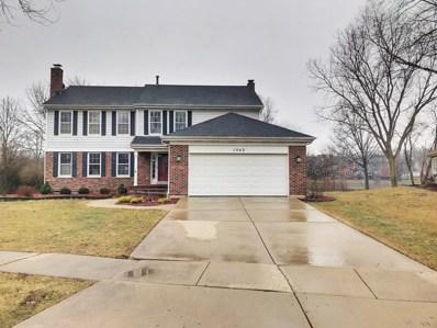 1543 W Edgewater Lane, Palatine, IL 60067 - MLS#: 10264856