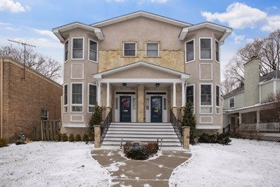 2314 Brown Avenue UNIT B, Evanston, IL 60201 - #: 10265082