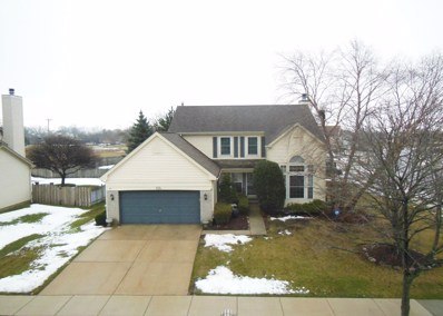674 Huntington Drive, Carol Stream, IL 60188 - #: 10265262