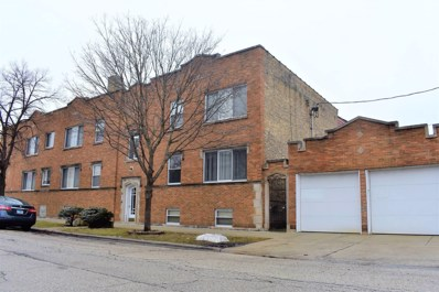 5948 W Cullom Avenue UNIT 1, Chicago, IL 60634 - MLS#: 10265481