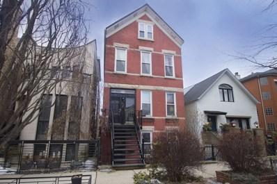 1925 N Winchester Avenue UNIT 3, Chicago, IL 60622 - #: 10265529