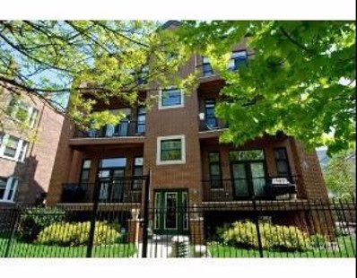 1615 N Claremont Avenue UNIT 1N, Chicago, IL 60647 - #: 10265533
