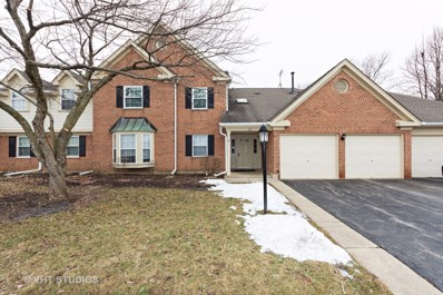 12 Aberdeen Court UNIT V2, Schaumburg, IL 60194 - MLS#: 10265593