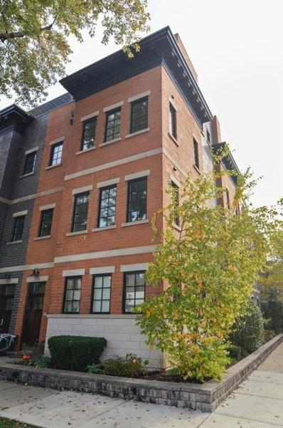 1531 W Byron Street, Chicago, IL 60613 - MLS#: 10265781